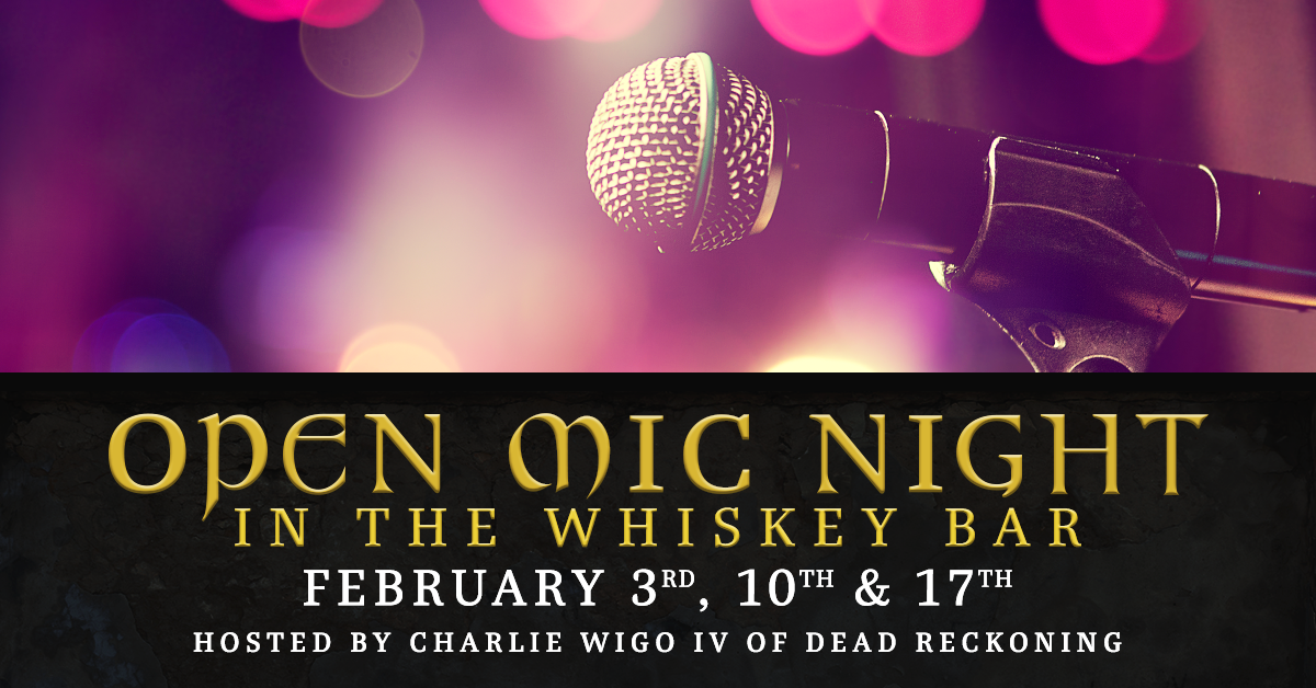 Josie Kelly's Open Mic Night